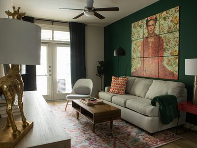 Photo for Luxury 1BR North Austin Apt #445 by WanderJaunt