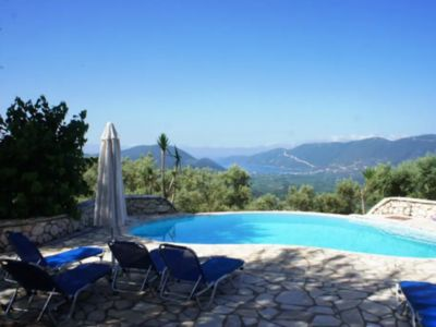 Photo for Breathtaking Sea & Valley Views - 6 Guests