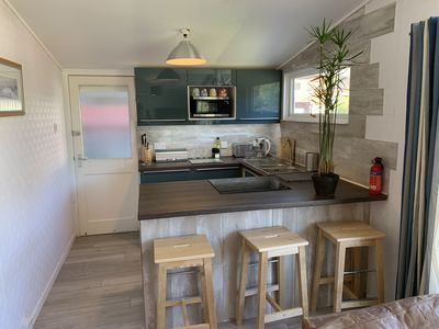 Photo for Chalet 8 NEWLY REFURBISHED Erw Porthor, Happy Valley - Tywyn / Aberdovey