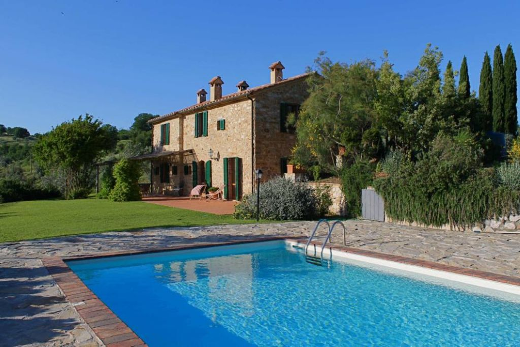 Discover Tuscany Swimming Pool Breathtaking Homeaway Scansano