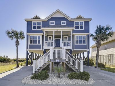Photo for Sandy Toes!!!  8 Bedroom, 8.5 Bath, Sleeps 22, Oceanfront, Private Pool!