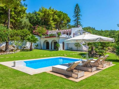 Photo for Villa Alykes with private swimming pool