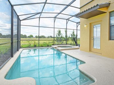 Photo for Close to Disney!! Game Room, Jacuzzi, 2 Master Suites, Gated Resort Community!!