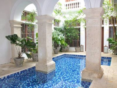 Photo for Beatiful apartament in old Town Cartagen