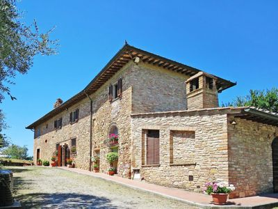 Photo for Apartment Villa Pratoverde (SGI348) in San Gimignano - 5 persons, 2 bedrooms