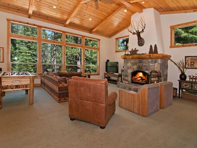 Photo for Indian Hills - Beautiful Northstar 4 BR w/ Hot Tub *** Free Shuttle Too**