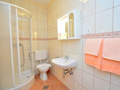 Photo for Apartment Marina in Rogoznica/Ražanj - 4 persons, 2 bedrooms