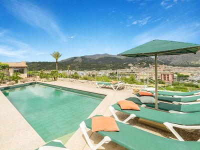 Photo for Ca na Copea - This spacious villa includes a private pool, WI-FI & has a BBQ