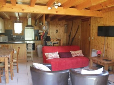 Photo for 3BR Chalet Vacation Rental in Châtel