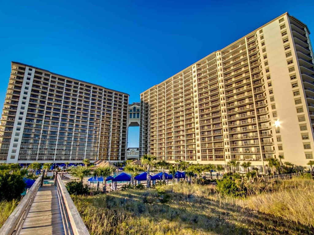 Gorgeous 3rd Floor Oceanfront End Unit Condo in North ...