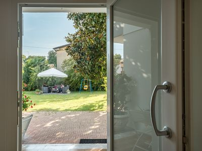 Photo for GIRASILE Holiday Home with large garden in the Sile park