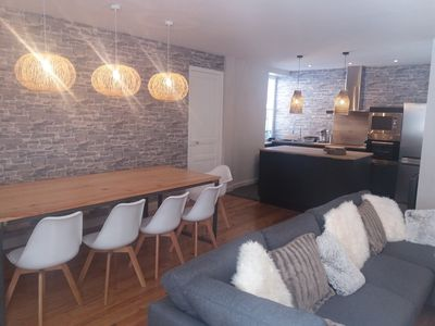 Photo for Beautiful apartment full center Cauterets 8/10 people