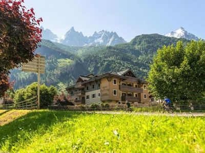 Photo for Residence La Ginabelle, Chamonix-Mont-Blanc  in Französisches Binnenland - 4 persons, 1 bedroom