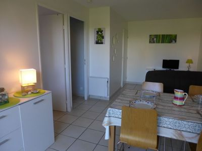 Photo for Apartment Le Vert Clos in Villers sur mer - 4 persons, 1 bedrooms