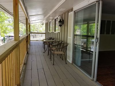Photo for Great house rental with lake access and beautiful views