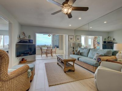 Photo for Siesta Key Gulf Front-2 BR-Beautiful Sunsets + Water Views