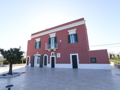 Photo for House with swimming pool in historic villa in Monopoli n. 1
