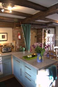 Photo for AN EARLY GEORGIAN ONE BEDROOM TERRACED TOWNHOUSE/COTTAGE IN LUDLOW