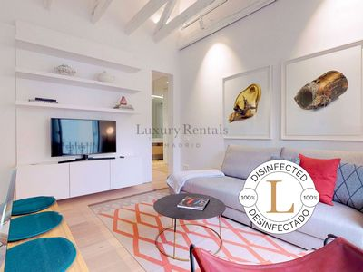 Photo for LAGASCA VI - Two Bedroom Apartment, Sleeps 4