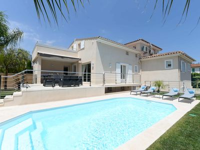 Photo for Splendid 4 bedroom House in Cagnes-sur-Mer (Q2328)