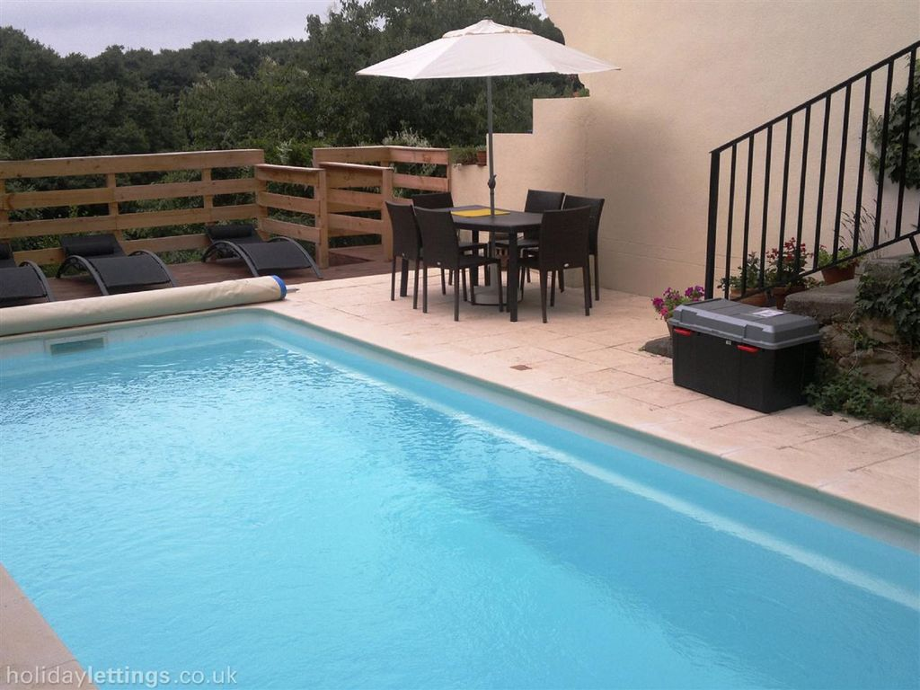 The Trillium House Classified 4 Pool Homeaway Laroque Des Alb Res
