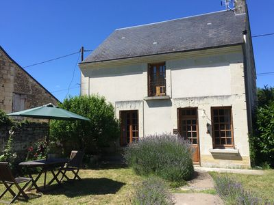 Photo for House located near Chinon in the heart of the Loire Valley National Park