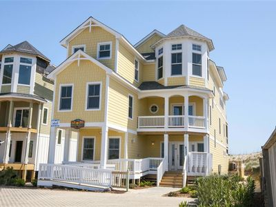 Photo for Oceanfront 8 Br,Nags Head, Kill Devil Hills... Elevator, Media Room...