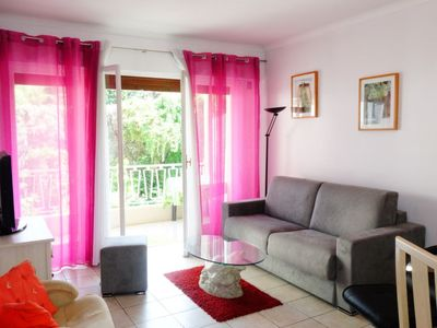 Photo for Apartment L'Atlantide in Cannes - 4 persons, 1 bedrooms