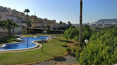 Photo for Casanova II Beautiful 2 Bed Apartment in Calpe with Mountain View & Tennis Court
