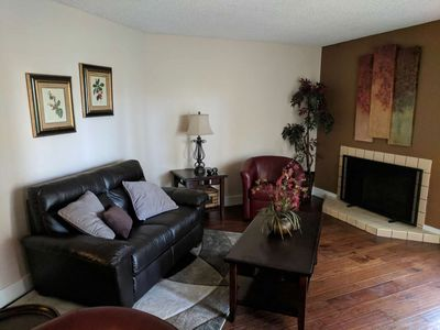 Photo for Outstanding, updated 2B First Floor Condo  Backing Up To Green Belt