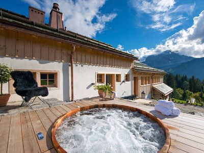 Photo for Chalet Lottie · Gstaad, Super Luxurious Chalet for 14 guests - Seven Bedroom House, Sleeps 14