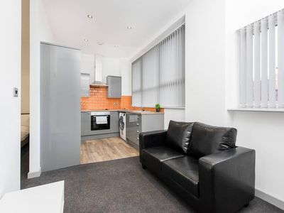 Photo for Comfortable 1BR Flat By the Station