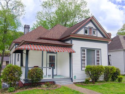 Photo for Elegantly Updated Historic Home with Bonus Suite Near Downtown