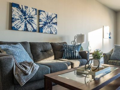 Photo for City Views | Parking | Dining + Entertainment 1BR