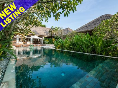 Photo for Luxury 4 Bedroom Villa Near Canggu'