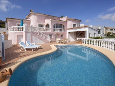 Photo for Vacation home Villa Fortuna  in Dénia, Costa Blanca - 4 persons, 2 bedrooms