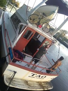 Photo for Trawler 34 Californian  Houseboat Fisherman's Cottage and Man Cave