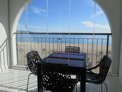 Photo for Inmobahia - 1 Bedroom Apartment ont the 8th floor Sea View!
