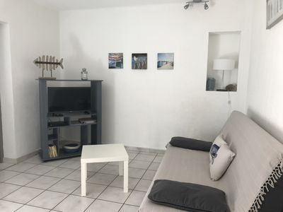 Photo for Apartment F3 Port-la-Nouvelle