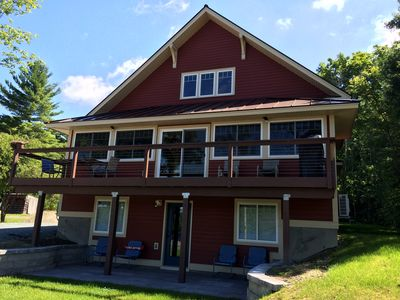 Photo for Four Season Post and Beam Lakehouse Near Castleton University