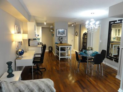Photo for Beautifully Decorated 1BR Unit in Great Location!