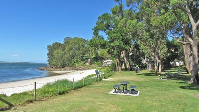 Photo for 5 Thompson Place Nelson Bay - spacious duplex walking distance to Nelson Bay CBD and Dutchies