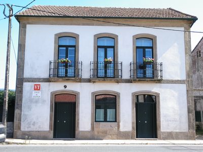 Photo for 4BR Cottage Vacation Rental in Campaña .Valga. Pontevedra