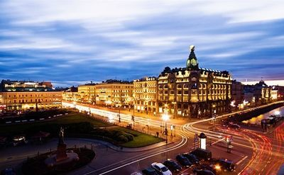 Photo for Up To 4, Comfortable flat center   Saint-Petersburg