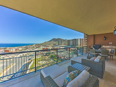 Photo for NEW! Resort Condo w/Ocean Views-4 Mi. to DT Cabo!