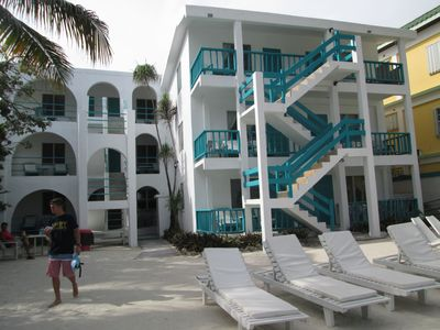 Photo for San Pedro condo on the beach...