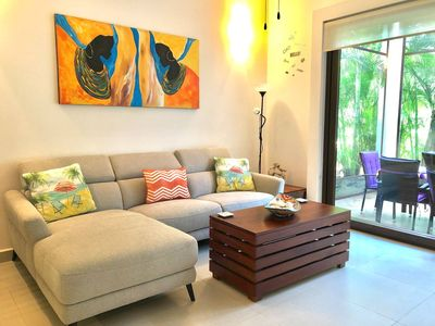 Photo for PRIVATE 'YOGA VIBES' CONDO WITH RESORT ACCESS
