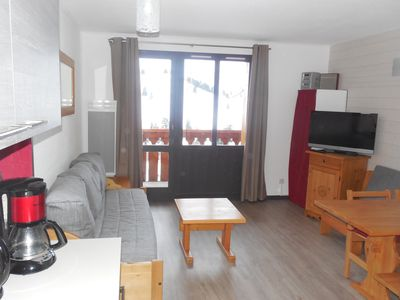 BELLE PLAGNE Appart 6 pers Classified 2 * Sun to Sun