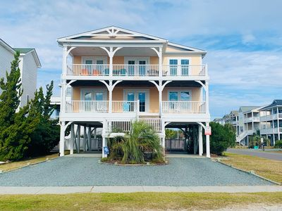 Photo for Fishers By The Sea: Private Pool, Ocean & Waterway Views!