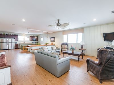Photo for Close To Ocean Pet Friendly 6 Bedroom / 5 Bath Private Home with Private Pool